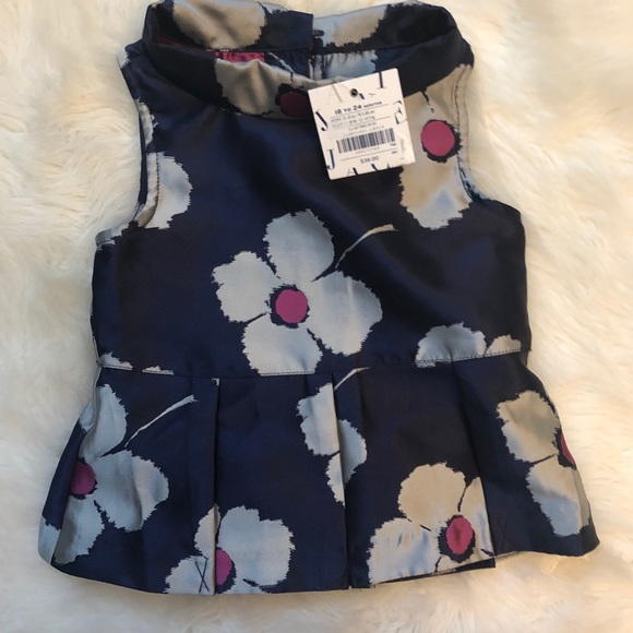 Janie and Jack Other - Janie and Jack floral top